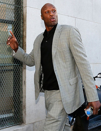 Lamar Odom Enters Treatment for Substance Abuse