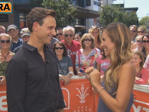 At The Grove! Tony Goldwyn Talks 'Scandal' Season 3