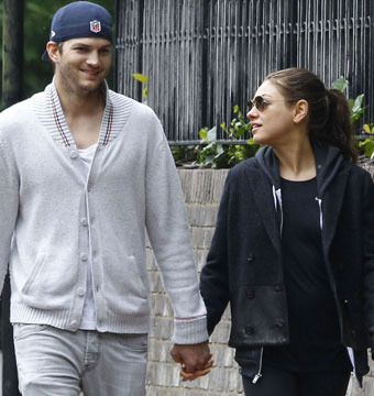 Are Ashton Kutcher and Mila Kunis Secretly Engaged?