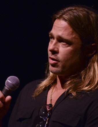 Brad Pitt, Robert Redford at Telluride Film Festival