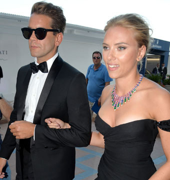 Scarlett Johansson Engaged: 5 Facts About Fiancé Romain Dauriac