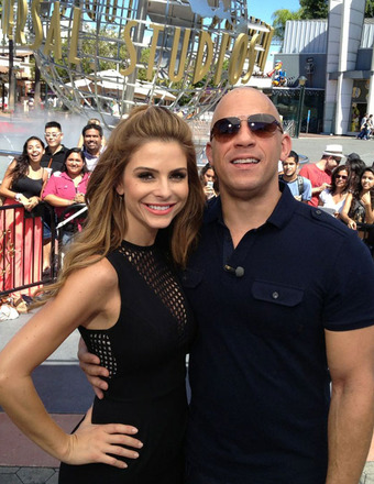 Breaking Movie News! Vin Diesel on 'Fast & Furious 7' and 'Guardians of the Galaxy'