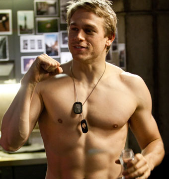 'Fifty Shades of Grey': Will Charlie Hunnam Use a Body Double?
