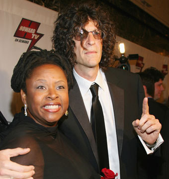 Howard Stern Considered Ending Show 'If Anything Happened to' Robin Quivers