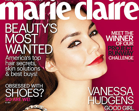 Vanessa Hudgens in Sexy Cover Pose, Reveals What She Wants