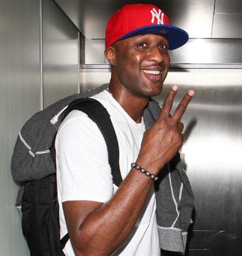 Lamar Odom Denies Crack Problem, Insists 'Life Is Good'
