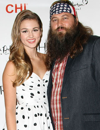 'Duck Dynasty' Star Makes Modeling Debut at New York Fashion Week