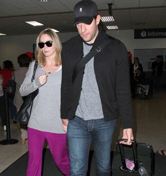 Baby News! Emily Blunt and John Krasinski Expecting First Child
