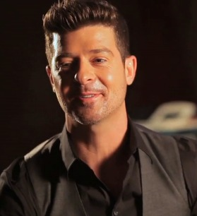Video! Robin Thicke on VMAs Performance: It Was Rehearsed
