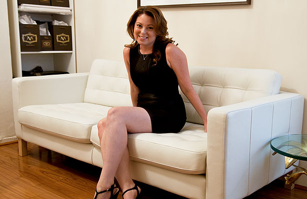 Celebrity Skincare Specialist Joanna Vargas at NY Fashion Week!