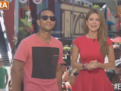 John Legend: 'I'm Not Ashamed to Walk Around Naked'