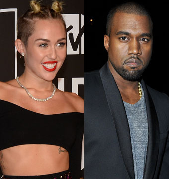 Miley Cyrus and Kanye West Collaboration Confirmed