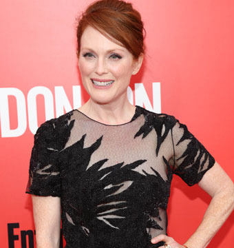 Julianne Moore Cast as President Coin in 'Hunger Games: Mockingjay'