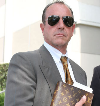 Michael Lohan Reacts to Dina Lohan's DWI Arrest