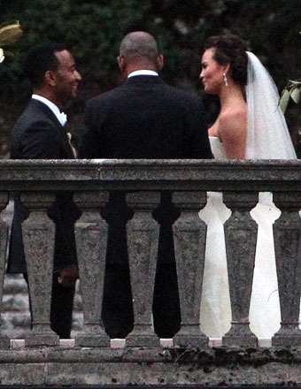 Pics! John Legend and Chrissy Tiegen's Wedding