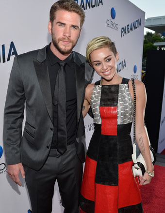 Miley Cyrus and Liam Hemsworth End Engagement