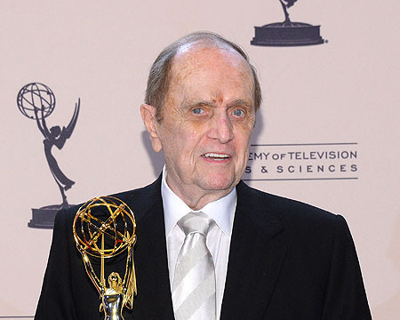 Bob Newhart Wins First Emmy for 'Big Bang' Role