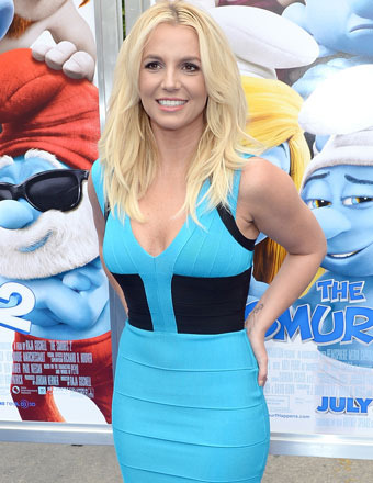 Britney Spears Signs for Millions in Las Vegas, Debuts 'Work B**ch' Single