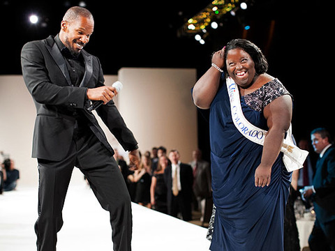 Video! At the Global Down Syndrome Foundation 'Be Beautiful, Be Yourself Fashion Show'