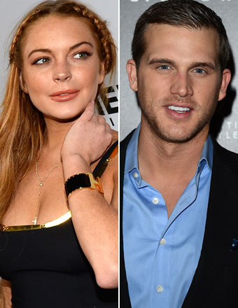 Lindsay Lohan Linked to Former NFL Player Matt Nordgren
