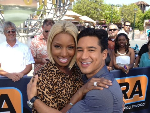 NeNe Leakes Dishes on Dream 'Wedding'