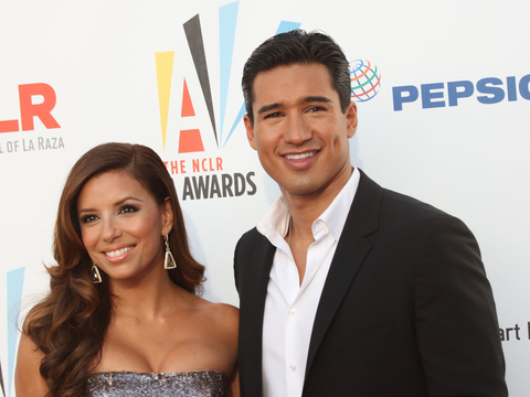 Eva Longoria and Mario Lopez to Co-Host 2013 NCLR Alma Awards