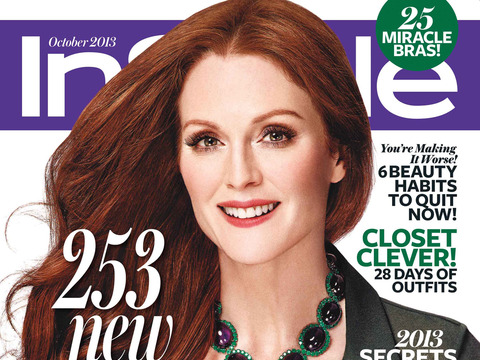 Julianne Moore: 'I Feel Very Much in the Middle of My Life'