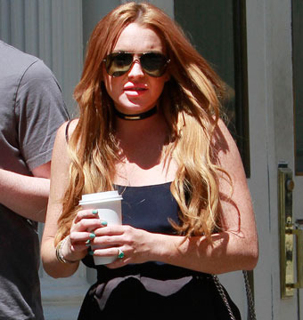 Gossip Girl: Lindsay Lohan Shows Signs of Recovery