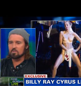 Billy Ray Cyrus Defends Miley, Liam's New Girl Mum on Hookup