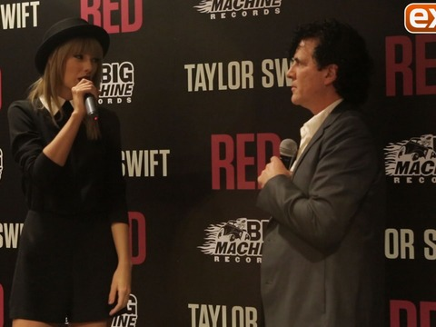 Video! Taylor Swift Talks RED Tour, What's Next for Her