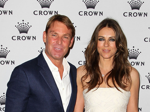 Elizabeth Hurley Addresses 'Raw and Personal' Split Rumors