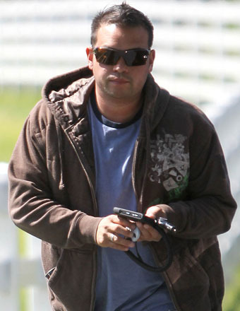 Jon Gosselin Fires Gun After Paparazzo Trespasses