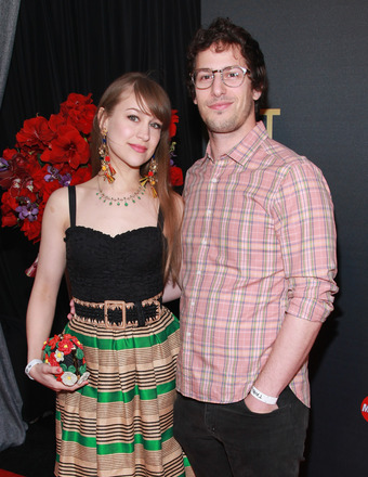 Wedding News! Andy Samberg and Joanna Newsom Tie the Knot
