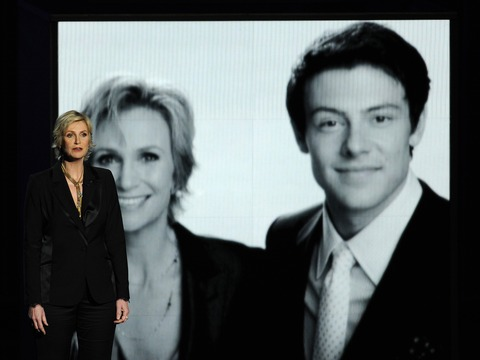 Emmy Awards 2013: Cory Monteith, James Gandolfini Tributes