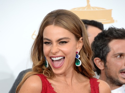 Emmys Fashion: Sofia Vergara Wore $7 Million in Jewels