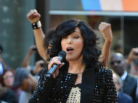 Cher Announces 'Dressed to Kill' Tour Dates