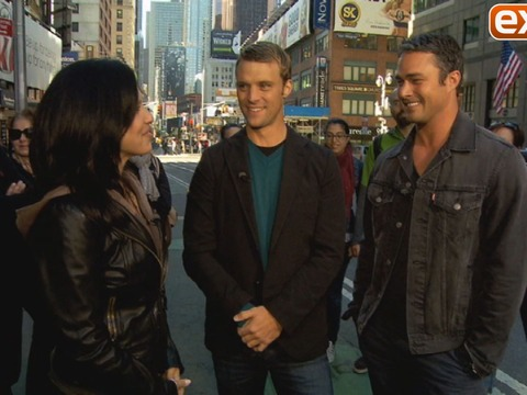 Hangin' with the Hot Guys of 'Chicago Fire'