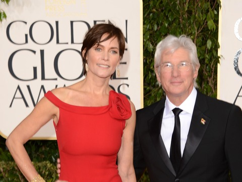 Report: Richard Gere and Wife Carey Lowell Split