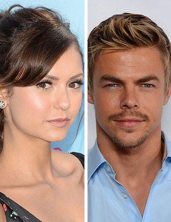 New Couple Alert! Are Nina Dobrev and Derek Hough an Item?