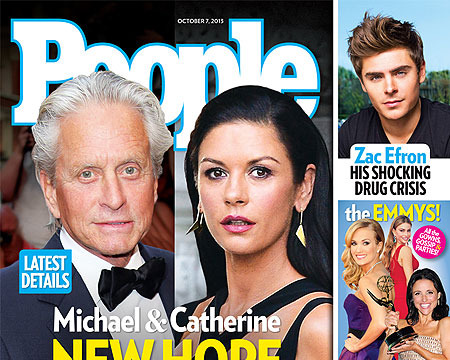 Michael Douglas and Catherine Zeta-Jones Are 'Not Giving Up' on Marriage