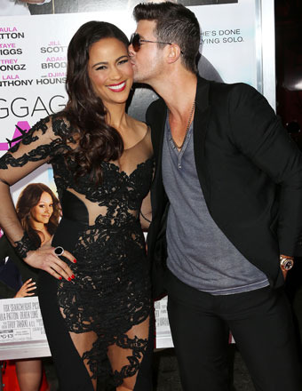 Robin Thicke and Paula Patton Call It Quits