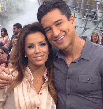 Eva Longoria: 'My First Kiss Tasted Like Cheetos'