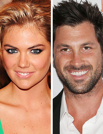 Kate Upton and Maksim Chmerkovskiy Dating Rumors Heat Up