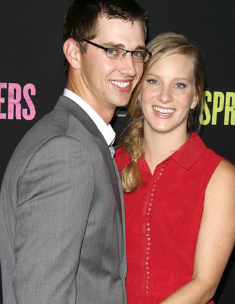 Pic! 'Glee' Star Heather Morris Welcomes Baby Boy