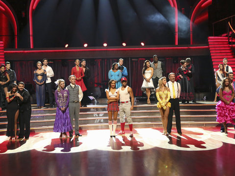 'DWTS' Says Goodbye to a Favorite Contestant