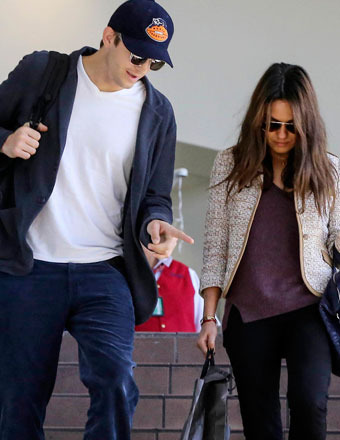 Ashton's Divorce Was Just Finalized… Will He Propose to Mila Over the Holidays?
