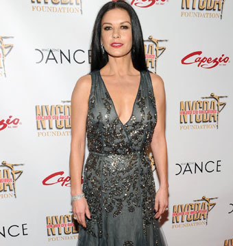 Catherine Zeta-Jones' First Interview Since Separation from Michael Douglas