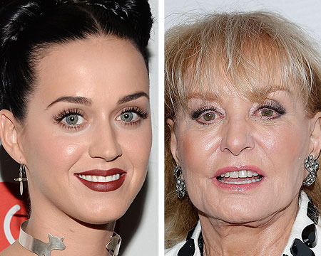 Katy Perry: Barbara Walters Threw Shade at Me