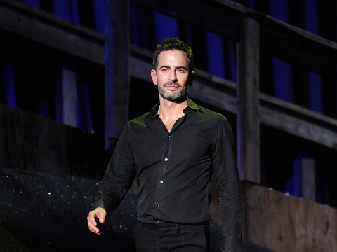 Marc Jacobs Steps Down from Louis Vuitton, Steps Up IPO