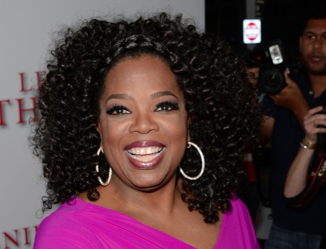 Oprah Winfrey to Be Honored by The Hollywood Reporter